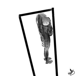 The legs - by Melissa Gilbert